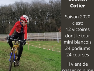 Et si on ajustait le FOCUS sur... Bastien COTIER