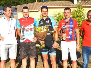 UFOLEP - 7éme édition de la course cycliste de ST JULIEN L'ARS