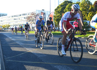 Nocturne Cycliste SAGA Mercedes BENZ et de la Ville de Poitiers