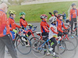 Ecole de Vélo de l' UV.POITIERS - Samedi 17 mars 2018