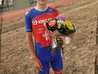 Pour sa reprise sur les courses sur route, Simon BERNARD termine 2ème dans l' Indre.