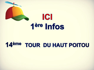 14ème Tour du Haut Poitou 2013