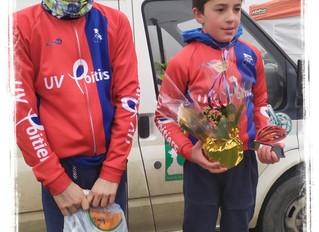 Cyclo-cross de BRION PRES THOUET (79) - mardi 31/12/2018