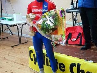 St Christophe - Dimanche 25/02/2018 - Une victoire qui en appellera d'autres !!