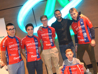 MOZAIC CYCLISME CHALLENGE 2018 - LA CEREMONIE