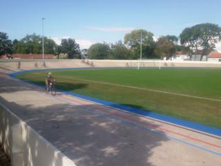 Samedi 19 septembre, à la course école de vélo sur piste du VCCO de La Rochelle.