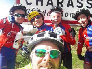 Expérience cycliste avec Stéphane PONTAIS