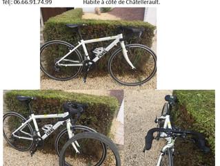 Une fois n'est pas coutume, voici quelques propositions d' annonces pour l'école de vélo