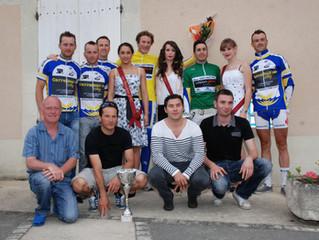 13ème TOUR DU HAUT POITOU cycliste