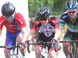Maxime CHIGNARD 2ème à La Jonchère-Saint-Maurice dans le Limousin (PC).