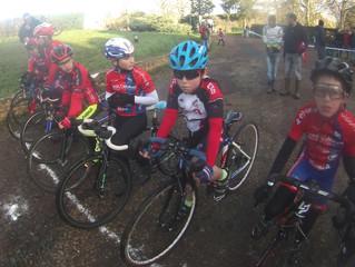 Les UVPISTES à la clôture de la saison Cyclo-cross dans la Vienne !