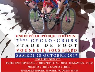 Cyclo-cross de Vouneuil/ Biard