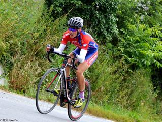 UFOLEP - 3ème place en 1ère catégorie pour Romain BRET