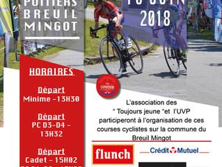 4ème édition du Prix cycliste du Breuil Mingot