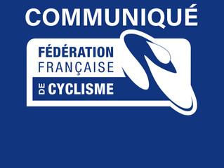 COMMUNIQUE DE LA FFC...