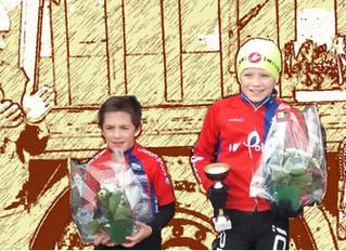 2 belles victoires à THOUARS pour nos cyclo-crossmen
