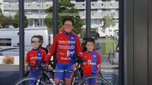 Rencontre de l'école de vélo ce mardi 8 mai organisée par le VCCO LA ROCHELLE. (by notre envoyé