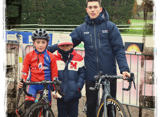Cyclo-cross d'AVAILLE-LIMOUZINE (samedi 30/11/2019)