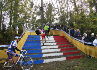 Cyclo cross - Chpt de France FFC master à Tilly