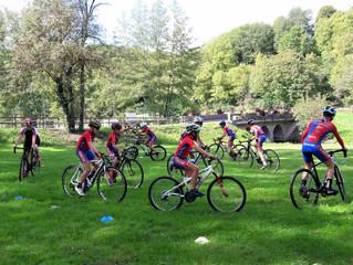La saison de cyclo-cross est ouverte !!