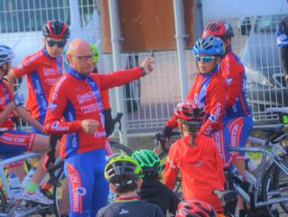Ecole de vélo... Encore du boulot pour les éducateurs !!