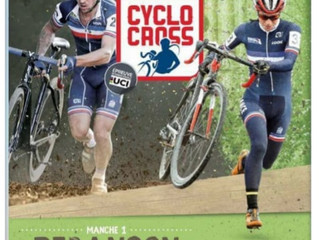 1ère Manche de Coupe de France de Cyclo Cross