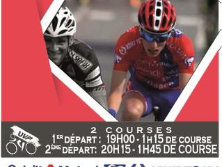 Nocturne Cycliste SAGA MERCEDES et de la Ville de Poitiers