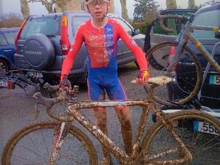 Fin de saison de cyclo-cross pour Rémi DROMAIN !
