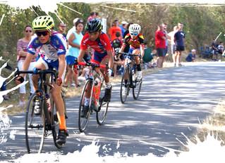 """""""Journée difficile pour la 4e étape du Mini-Tour Blancois qui avait lieu  ce dimanche à Ruffec."""