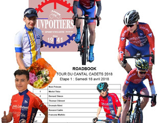 """""""Tour du Cantal"""" pour les CADETS !"""