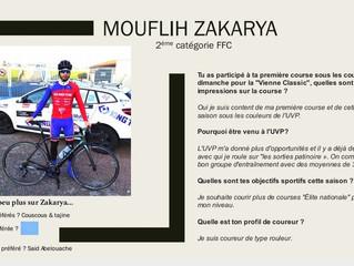 Interview Mouflih Zakarya...