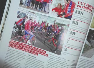 Tout le monde en parle .... dans le magasine CYCLIST n°12 (mai-juin 2018)