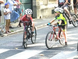 *** École de vélo - Chinon (samedi 21/09/2019) ****