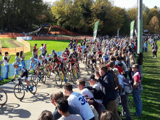 LE DEBRIEF' 1ère manche de Coupe de France de Cyclo-Cross Espoir  BESANCON