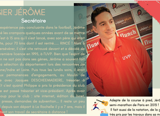 Jérôme TESSIER... un incontournable de l' UVPOITIERS.