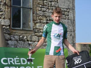 CLASSEMENT CADETS & MINIMES DU CYCLISME MOZAIC CHALLENGE (après l'épreuve cycliste de VOUNEU