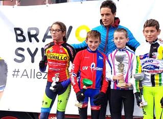 6ème Cyclo-cross de Châtellerault  - Samedi 24/11/2018