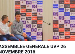 Assemblée Générale de l 'UV.Poitiers