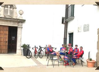 Carte Postale de Lloret Del Mar par nos coureurs Uvpistes.