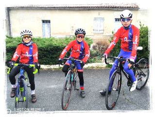 Quel Week-end pour nos Cyclistes !!