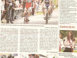 Tour du Haut Poitou 2012