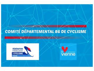 Réunion préparatoire en vue des déplacements des jeunes cyclistes de l'entente Vienne-Deux Sèvre