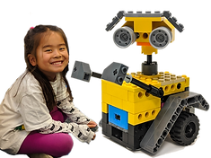 LEGO Summer Camps for Ages 5-9