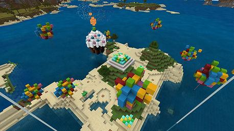 Minecraft Birthday Party Online