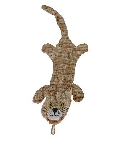 Flat Cat - Striped