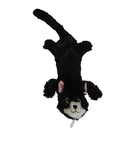 Flat Cat - Black