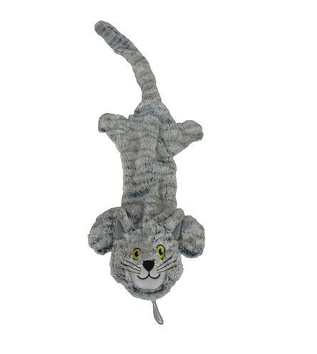 Flat Cat - Grey