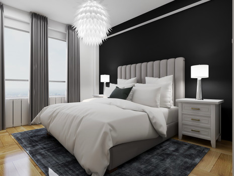 how to style a douve on a king size bed