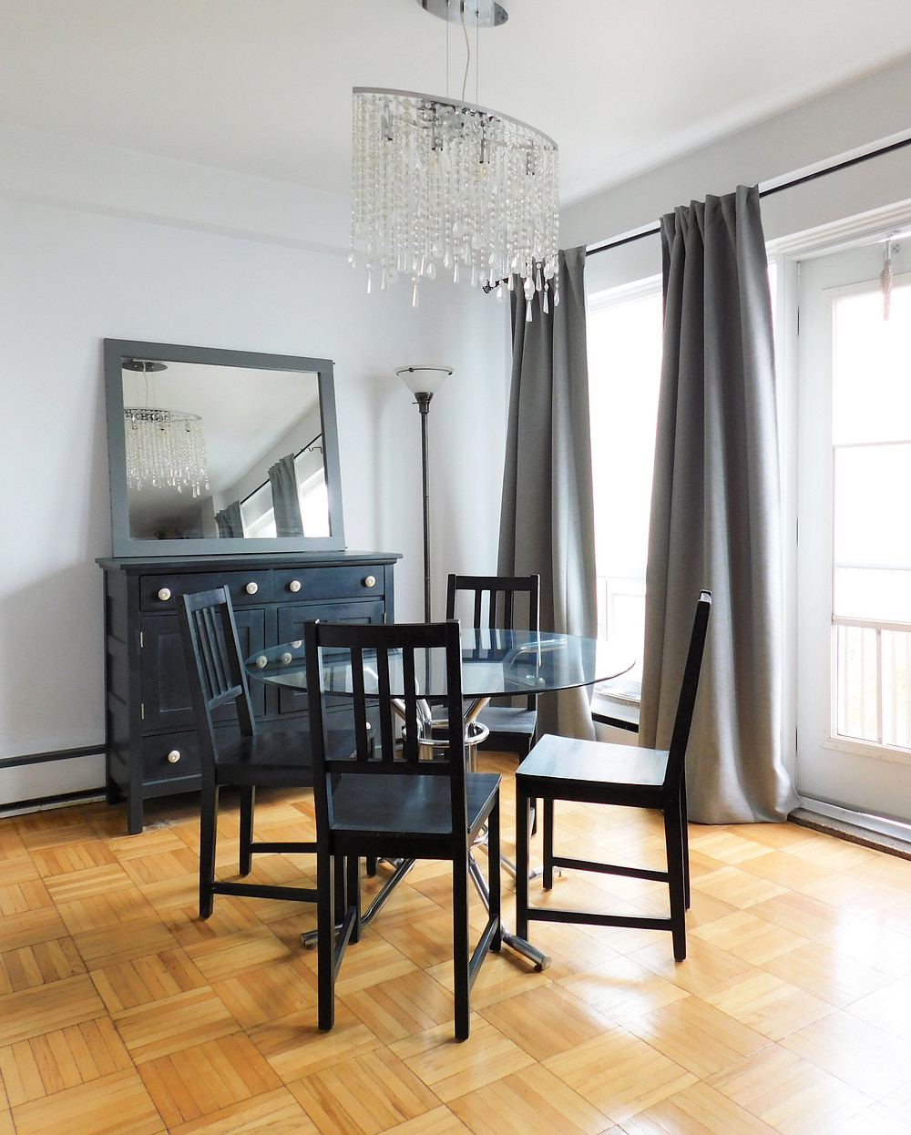 How to style my dining room