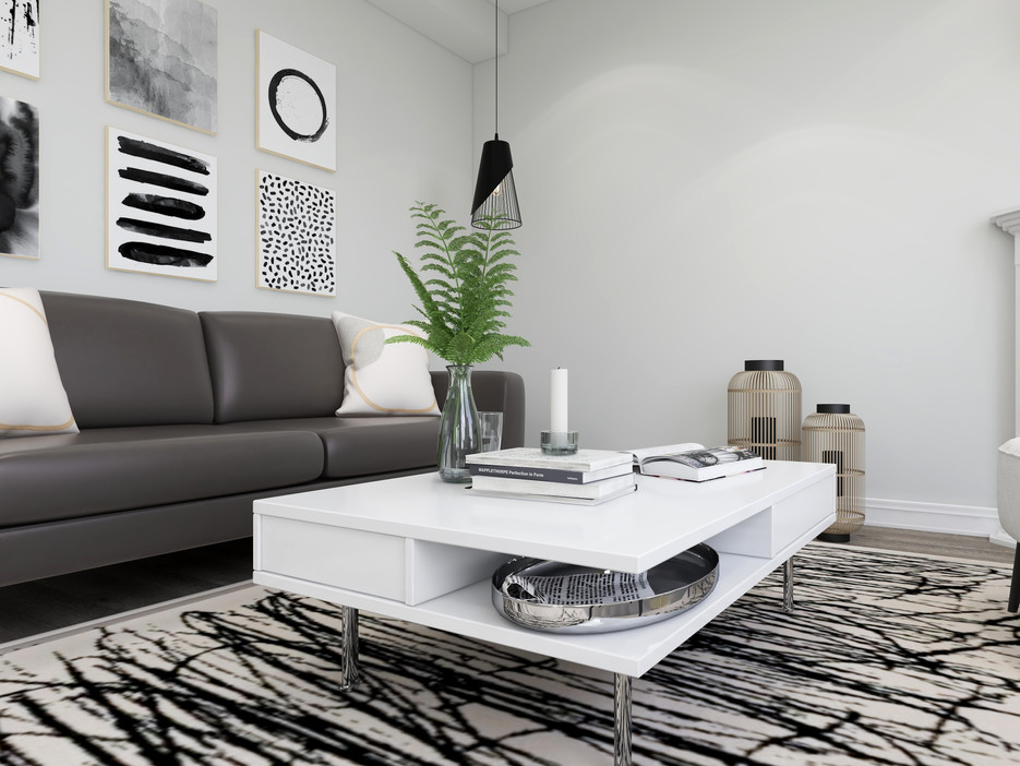 How to style the IKEA TOFTERYD coffee table